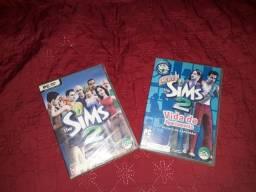 The sims 2 (jogo base + expansão vida de apartamento)