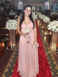 Vestido Madrinha - Rose