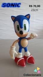 Sonic em vinil