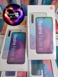 REDMI Note 8 da Xiaomi.. EXTRAORDINÁRIO! Novo lacrado Garantia e entrega!