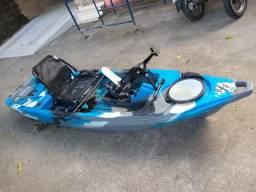 Vendo Caiaque leader milha náutica pedal power drive