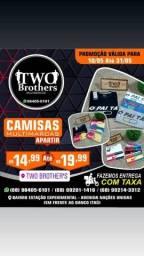 Two Brothers promoção