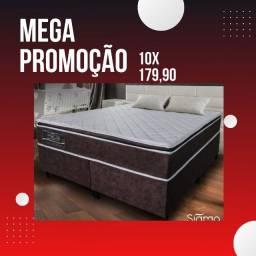 Mega Promoções de camas Queen Size e Super King
