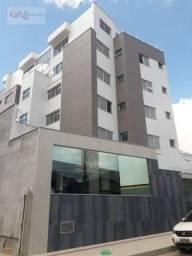 Apartamento com 3 dormitórios à venda, 85 m² por R$ 520.000,00 - Santa Rosa - Belo Horizon