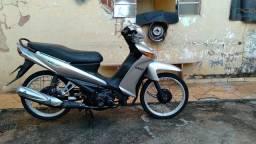 Moto Yamaha Crypton 115cc aceito cartões