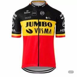 Camiseta de ciclismo tamanho G