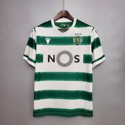 Título do anúncio: Camisa do Sporting FC