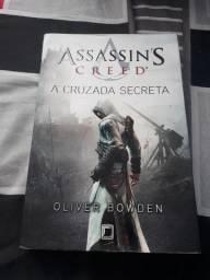 Livro/livros Assassins creed: A cruzada secreta