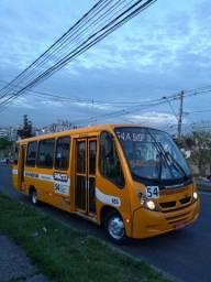 Microonibus Agrale MA10 Neobus - 2010 - Aceito Trocas