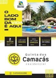 DC-Garanta Seu Apartamento No Condomínio Quinta Dos Camarás. Venha Conferir