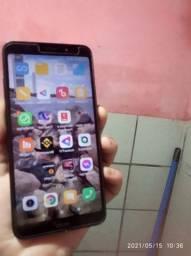 Xiaomi Redimi 7a, aceito cartão