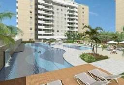 Excelente Apartamento 3 qts esq. com Américas total infra Recreio 499.000