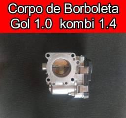 Corpo de borboleta Gol 1.0/kombi 1.4 44SMV5A