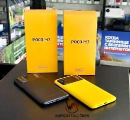 Poco M3 64/4GB Lacrado com Nota e Garantia
