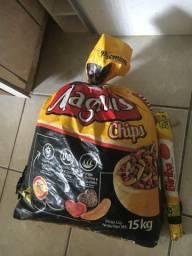 Ração Magnus Chips 13 kg em Gravatá-PE