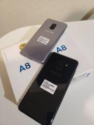 Samsung A8 10x sem juros
