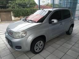 Fiat uno Vivace aceito seu carro no negócio