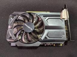 Placa de vídeo GTX 950 2gb