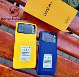 Xiaomi Poco M3 128GB Lacrado com Nota e Garantia