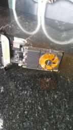 Placa de vídeo Nvidia GT 610 2GB ZotaC, Aceito Troca