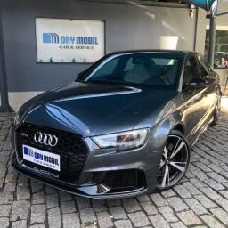 Título do anúncio: Audi RS3 Sedan 2.5 tfsi Quattro - 2018 - Interior Bege