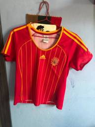Camisa feminina Espanha antiga