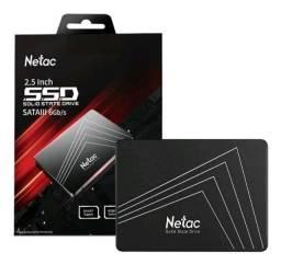 Título do anúncio: SSD 1tb Netac sata 3 6gb/s, melhor preço!