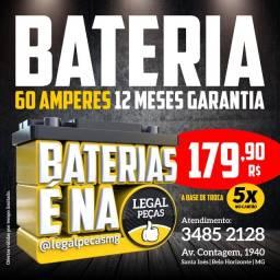 Bateria Para Carro 60Ah