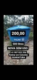 Caixa d'água 500 litros TIGRE