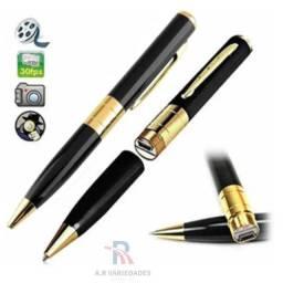 caneta espiã Possui fácil fixação em roupas e mochilas excelente produto