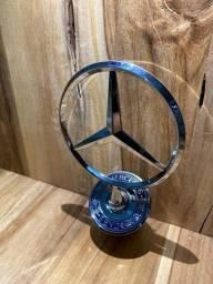 Emblema Capô Mercedes Benz - Ofertas Exclusivas