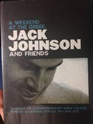 DVD duplo Jack Johnson