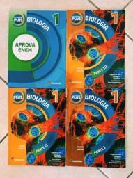 Livro Biologia das células vol.1