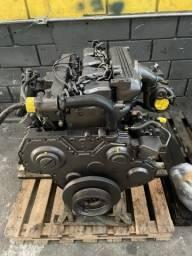 Título do anúncio: Motor MWM X10 4 cilindros