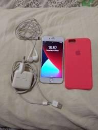Iphone 6s 16 GB.   Dourado