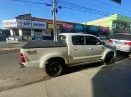 Toyota HILUX SRV para pessoas exigentes