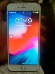 iPhone 6 plus 64gb tela tá falhando mal pega