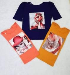T-shirt Manga Princesa Bufante