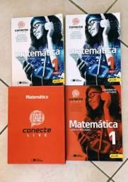 Livro Matemática Conecte 1