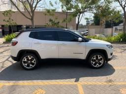 Jeep Compass 2019 2.0 16v flex longitude automático + Pack Premium