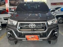 Título do anúncio: Toyota Hilux Cabine Dupla Hilux 2.8 TDI SRX CD 4x4 (Aut)