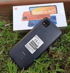 Redmi 9C 64GB Lacrado com Nota e Garantia