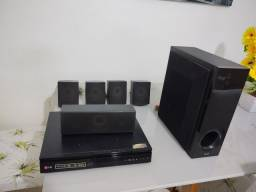 Home Theater LG 1000W RMS<br><br>