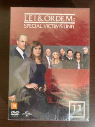 Título do anúncio: DVD Lei & Ordem: Special Victims Unit Temporada 11