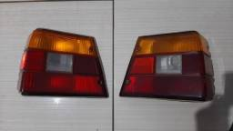 PAR de Lanternas traseiras Caravan Original GM com detalhes