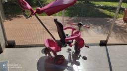 Triciclo de passeio.