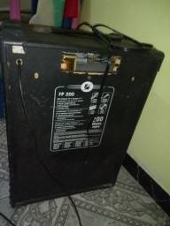 Caixa amplificada fp200