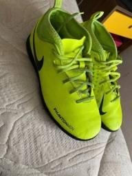 Chuteira Nike Society tam 33