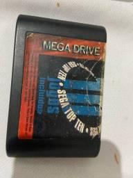 Título do anúncio: Jogo mega drive