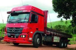 Mercedes-Benz Atego 2426 6x2 2p PARCELADO